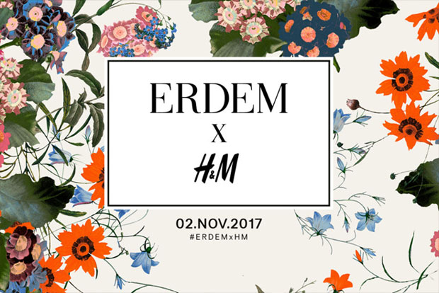 ERDEM x H&M  – The Secret Life Of Flowers