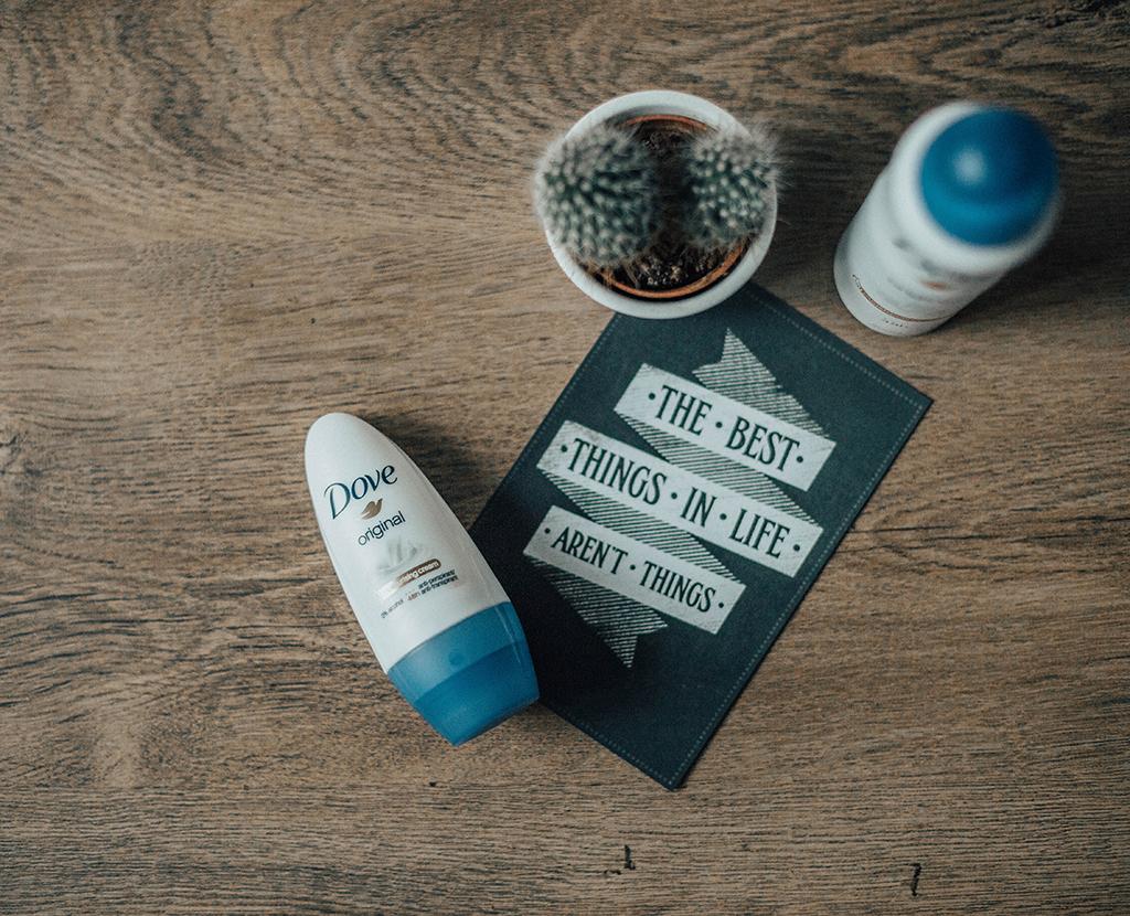 A kedvenc dezodorom